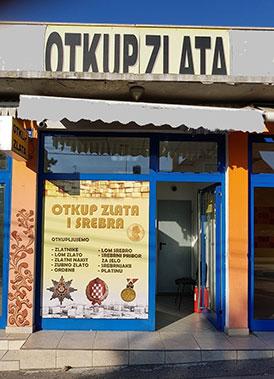 Otkup zlata Zagreb