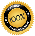 Image result for 100% sigurno