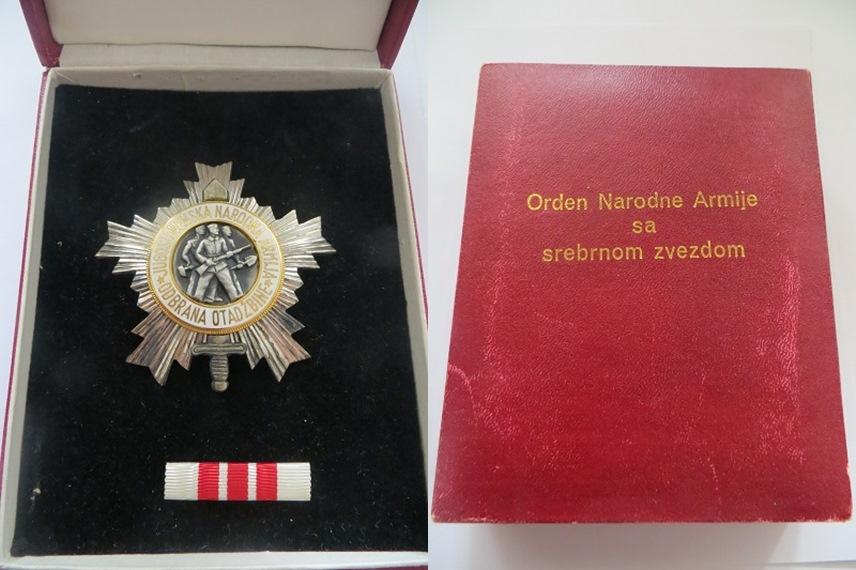 otkup - orden narodne armije