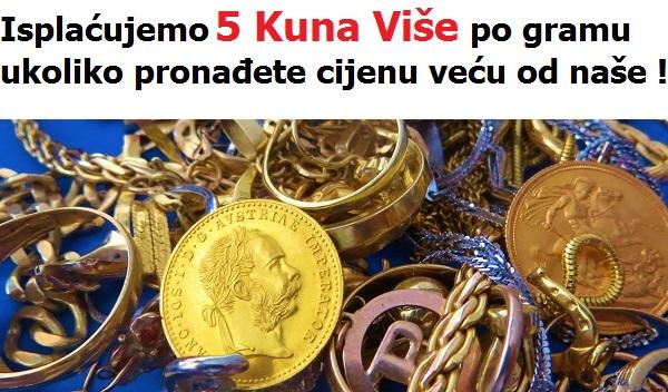 otkup zlata u zagrebu
