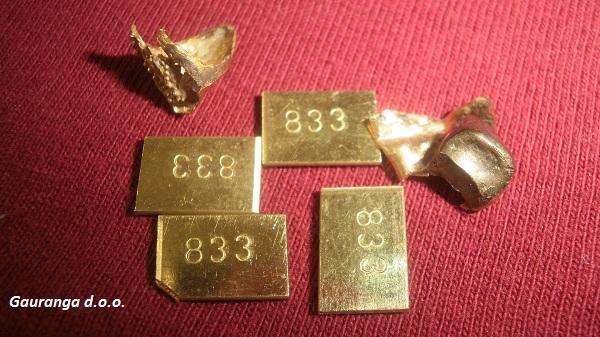 zubno zlato, otkup zubnog zlata